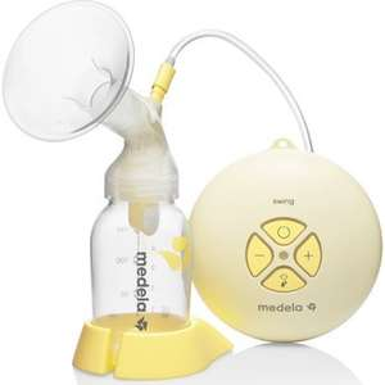 Medela Swing Breast Pump - £86.66 (+£5 discount) Toys R Us