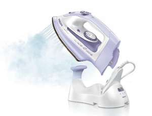 Philips GC4810/02 Azur Cordless Steam Iron - Pearl/ Lilac down to £50 at Amazon