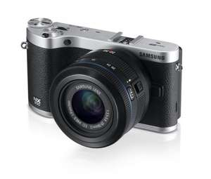 Samsung NX300 with free Tablet and 3 year warranty for £399.99 @ Amazon
