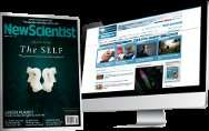 New Scientist Annual Subscription - £100.10