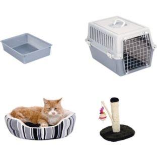 Cat Starter Kit - Argos £14.99, reduced from £29.99