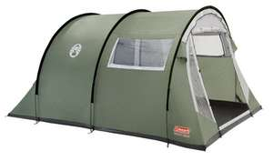 Coleman Coastline 4 Deluxe Four Man Tent £95.99 @ Amazon (reduced from £164.86)