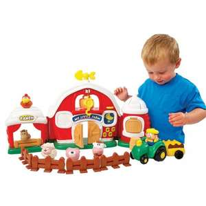 My Little Farm Playset Just £14.99 @ B&M Instore