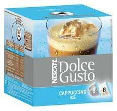 Dolce Gusto Cappuccino Ice -  99p Store