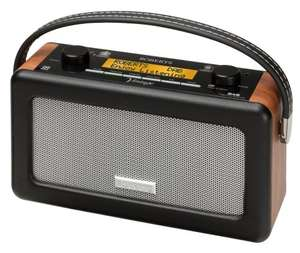 Roberts Vintage DAB/FM RDS Portable Radio with Built in Battery Charger £69.99 Amazon Lightning Deal (was £104.95)
