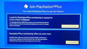 Get 2 Day FREE PSN Plus Trial on PS4