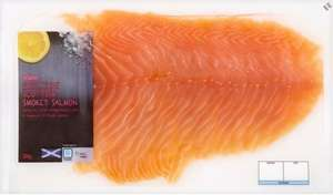 ASDA Scottish Smoked Salmon 300g £2.00 @ASDA