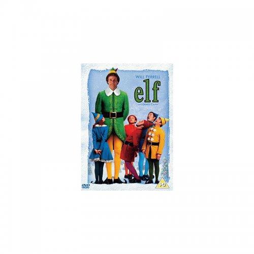 Elf - DVD £3 @ Asda Direct