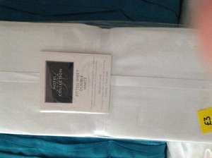 200 thread count hotel collection double fitted sheet £3 @ tesco