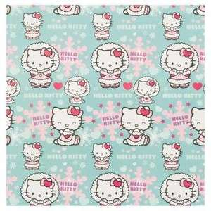 Hello Kitty Xmas Wrapping paper only 7p (was £3) @ Tesco