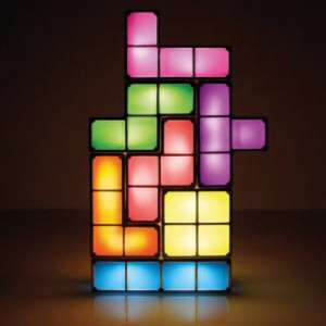 Tetris Lights £15.59 with code & free shipping @iwoot