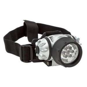 Electrek 7 LED Head Torch £1 in Poundland