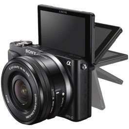 Sony NEX 3N + PZ 16-50mm Lens + Free 8GB Card & Case @UK Digital £259