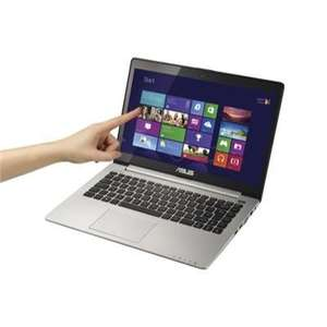 Refurbished Grade A1 Asus S400CA VivoBook Core i7 14 inch Touch £485.00 @ Buyitused / ebay