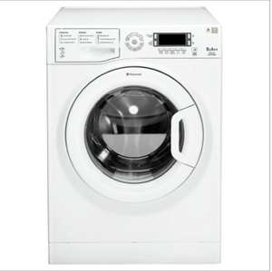 JOHN LEWIS - Hotpoint WMUD9627P Washing Machine, 9kg Load - Was £399 Now £325