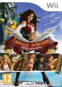 Captain Morgane and the Golden Turtle Nintendo Wii Game £5.98 delivered @ The Hut