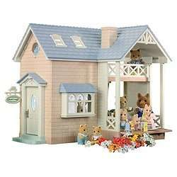 Sylvanian families bluebell cottage with figure £22.50 @ Tesco