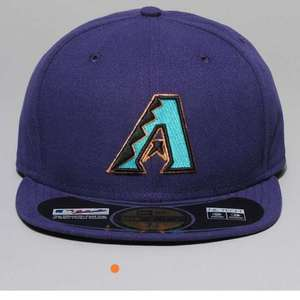 New Era Authentic MLB Arizona Diamondbacks Retro Cap Now £7.00  Was £30.00 @ size