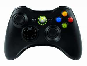 Microsoft Xbox 360 Wireless Controller for Windows (Includes Official wireless receiver) £22.99 @Amazon