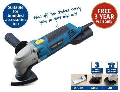 300w multifunction tool £15@Aldi instore