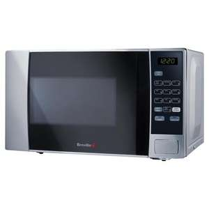 Breville microwave oven 800W @ tesco in store £30