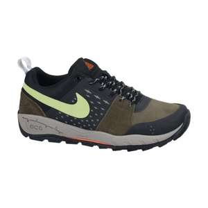 Outdoor style Nike Alder Low Trainers Cargo UK 9 or 11 (or black in a 13) only half price sale at rezerection
