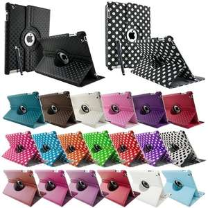 Nexus 7 2012/2013 Magnetic Leather 360° Rotating Tablet Case at eBay e4deal_uk £3.99