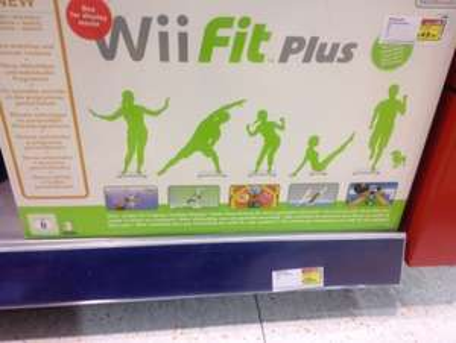 Nintendo Wii Fit Plus Bundle Clearance - £29.97 @ Currys (New Cross Gate, London)