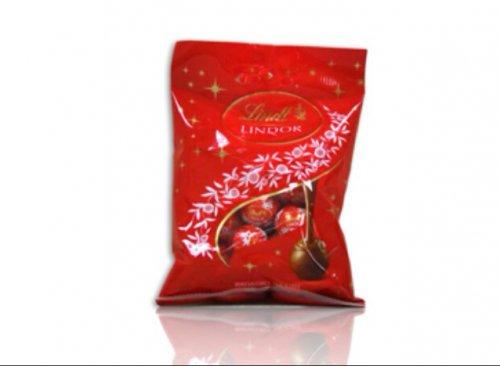 50p Lindt lindor mini truffles 100g @ Waitrose