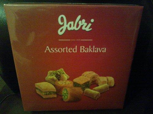 Jabri, Assorted Baklava 99p @ Aldi