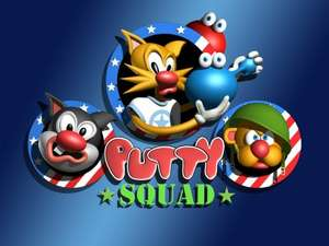 Free Putty Squad rom for use with Amiga emulators