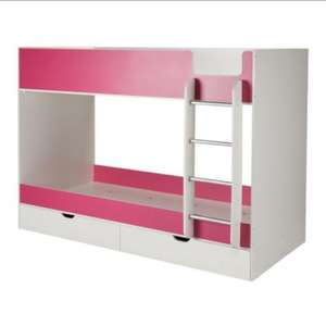 Stunning bunk beds tesco online £249 down to £127.95 Delivered @ Tesco bargain