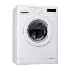 Whirlpool WWDC84202 White Washing Machine-Store Pick Up Only  Excluded from the Argos 30 day money back guarantee. WAS £419 NOW £249.99 @ Argos