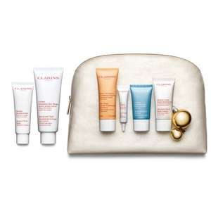 Clarins Face & Body Care Christmas Collection for £32.83 @ Salon Skincare