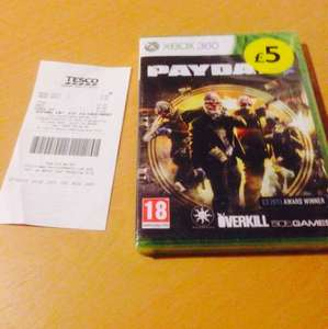 Payday 2 £5 @ Tesco instore
