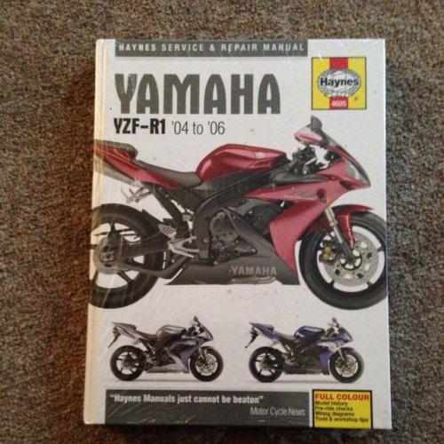 Yamaha R1 Haynes Manual £5.00 @ Halfords