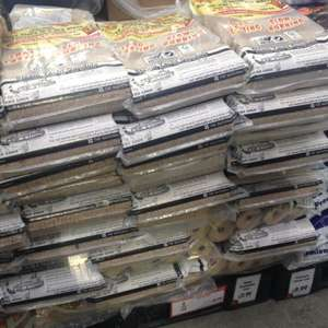 Blazers Fuel logs - 3 x Bags for £12 instore @ The Range