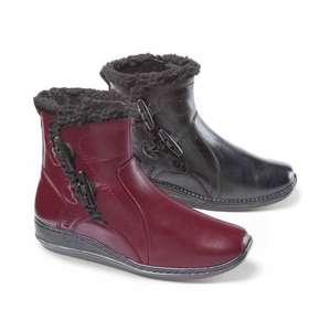 THERMAL LINED SIDE ZIP OPENING BOOT - £14.99 from £19.99 @ Chums
