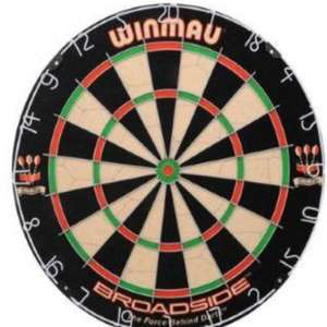 Winmau Broadside Dart Board £13.00 @ SportsDirect.