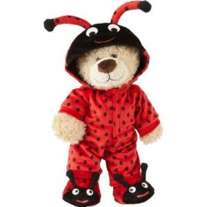 Argos  3 for 2 on all outfits and accessories for Chad Valley Design a bear from £4.99