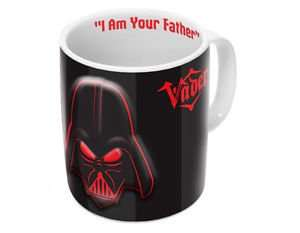 Darth Vader Mug now £1.80 in store at Sainsburys (Nationwide)