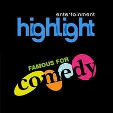Highlight comedy Club tickets for 1p when you pre-book a £6 meal