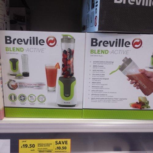 Breville blend active £19.50 @ Tesco