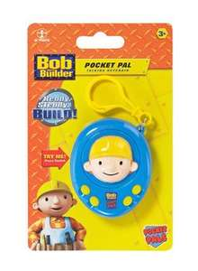 Bob the Builder Pocket Pal 96p reserve & collect @ toys r us ( usually £5 )
