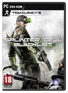 Splinter Cell Blacklist uPlay - £4.99 @ simplycdkeys