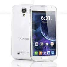 "5.0"" IPS Doogee® VOYAGER DG300 3G Dual-Core Dual Sim GPS WIFI Bluetooth Android 4.2.2 Mobile Phone - White or Black - £57.39 @ DinoDirect - was £114.39"