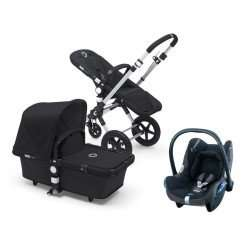 Bugaboo Cameleon 3 Cabriofix Package In Black £799.91 @ Kiddisave