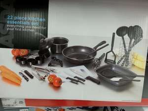 22 Piece kitchen essentials kit - £7.00 @ Asda instore