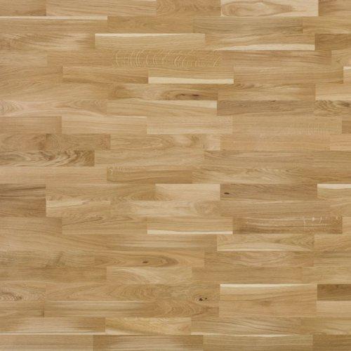 Engineered Oak Flooring £12 (£10.80 trade point) sq metre @ B&Q