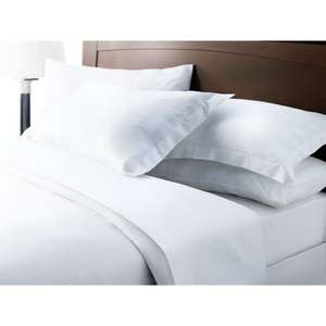 400 Thread Count bedding half price at Wilko Kingsize Set £20.00 See comments for others
